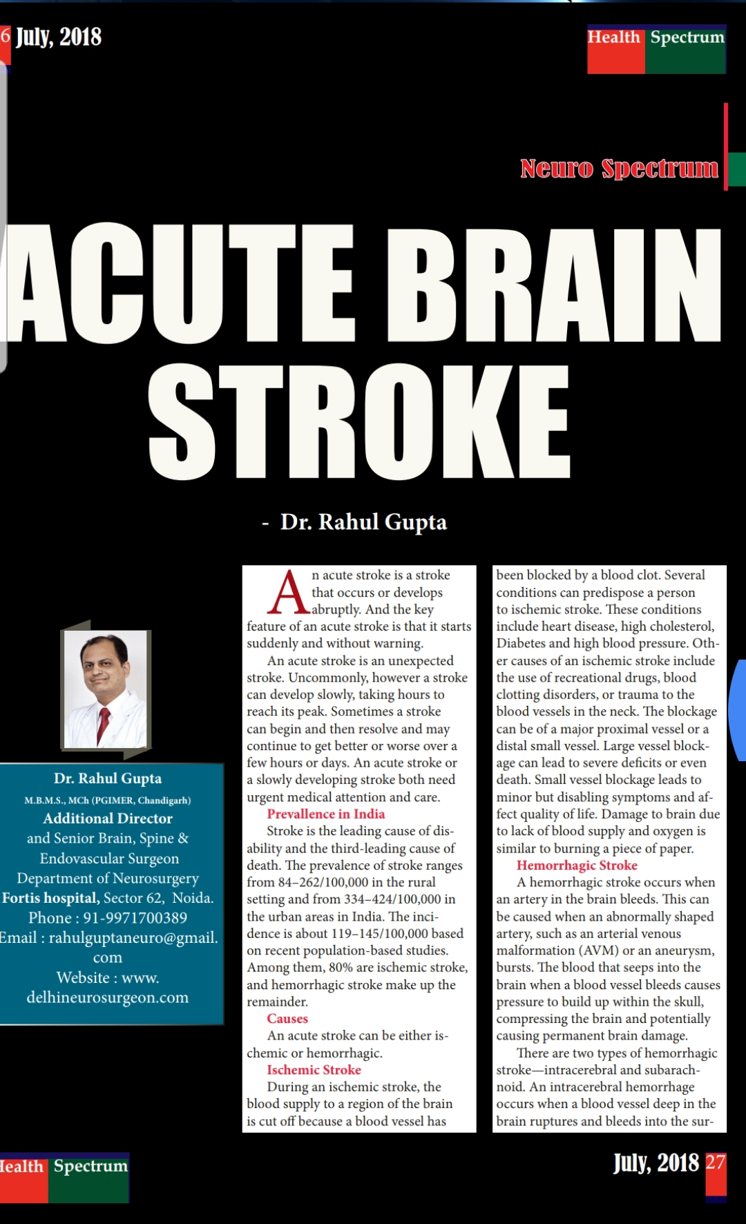 Indian Neuro Spine Care